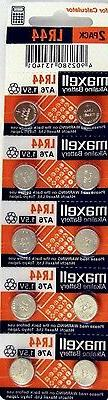 lr44 alkaline battery tearstrip