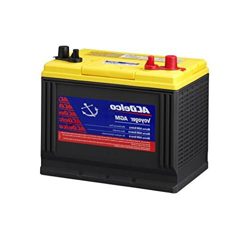 ACDelco M24AGM Professional AGM Voyager BCI Group Battery