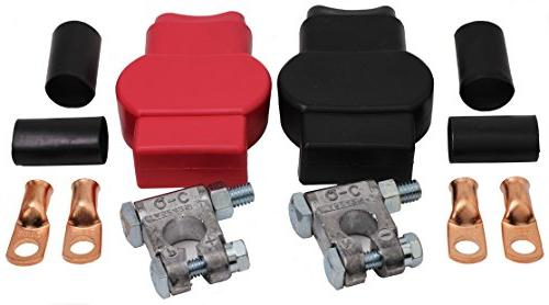 military spec battery terminal post
