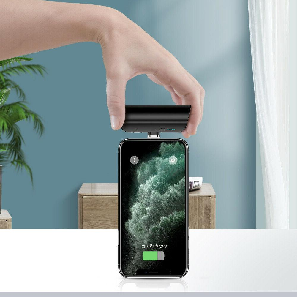 Mini Battery Charger Cell Phone Wireless Charging