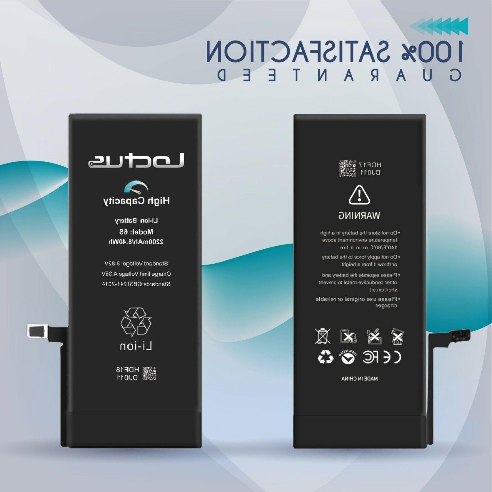 NEW 2200mAh Replacement for iPhone 6S