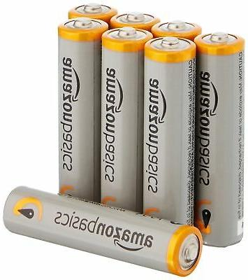 new aaa performance alkaline batteries 8 pack