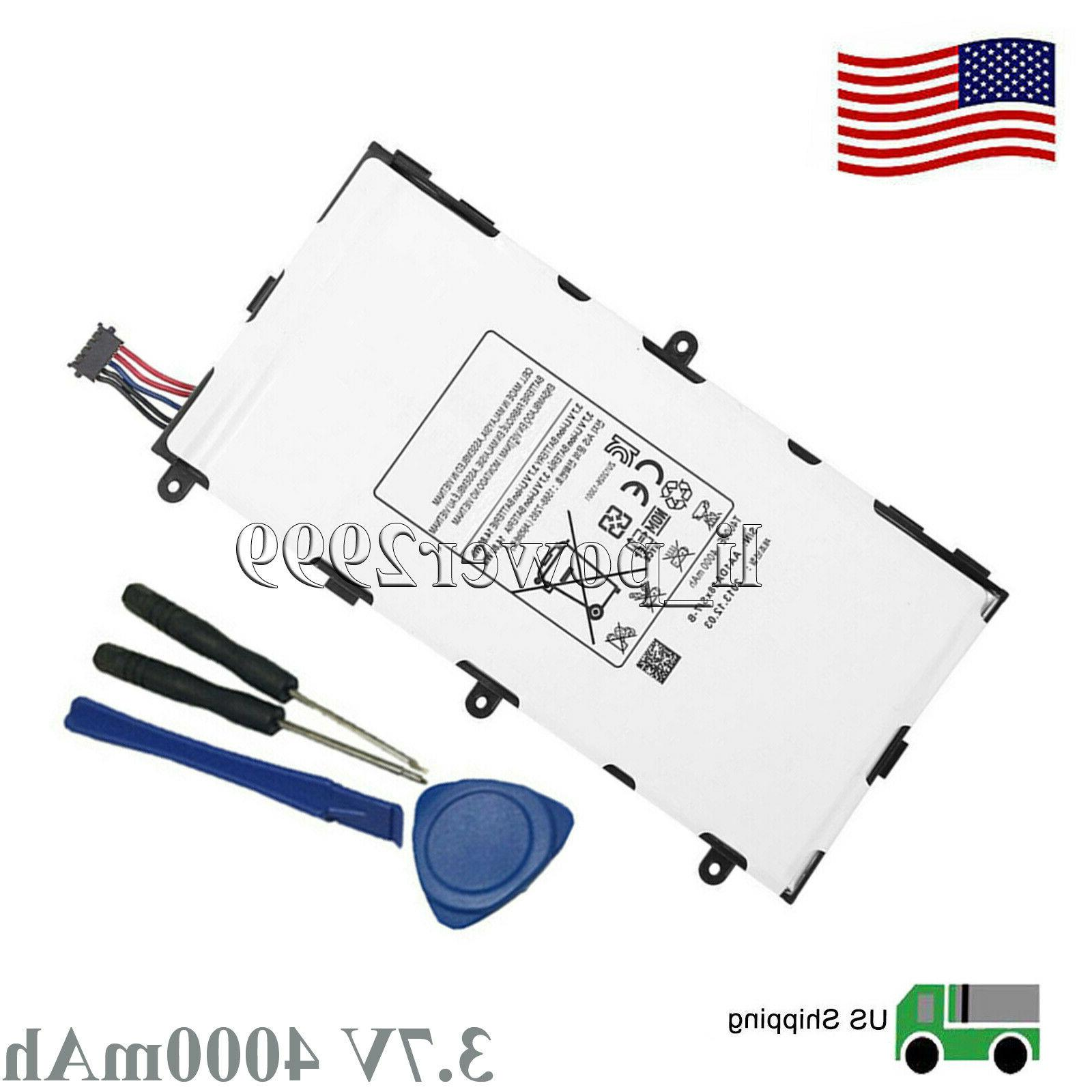 """New Battery For Samsung Galaxy Tab 3 7"""" 7.0 inch SM-T210R CE"""