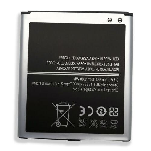 New Li-ion Battery For Samsung Galaxy S4 i9500 B600BC B600BE
