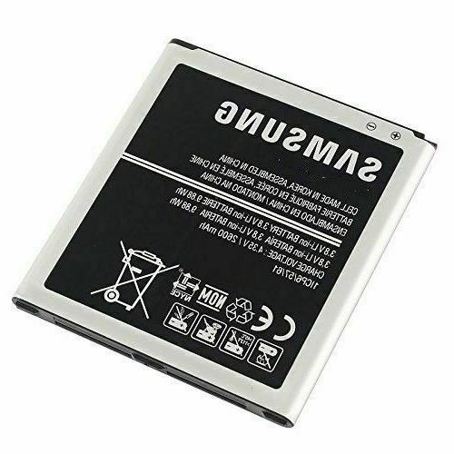new oem battery for galaxy grand prime