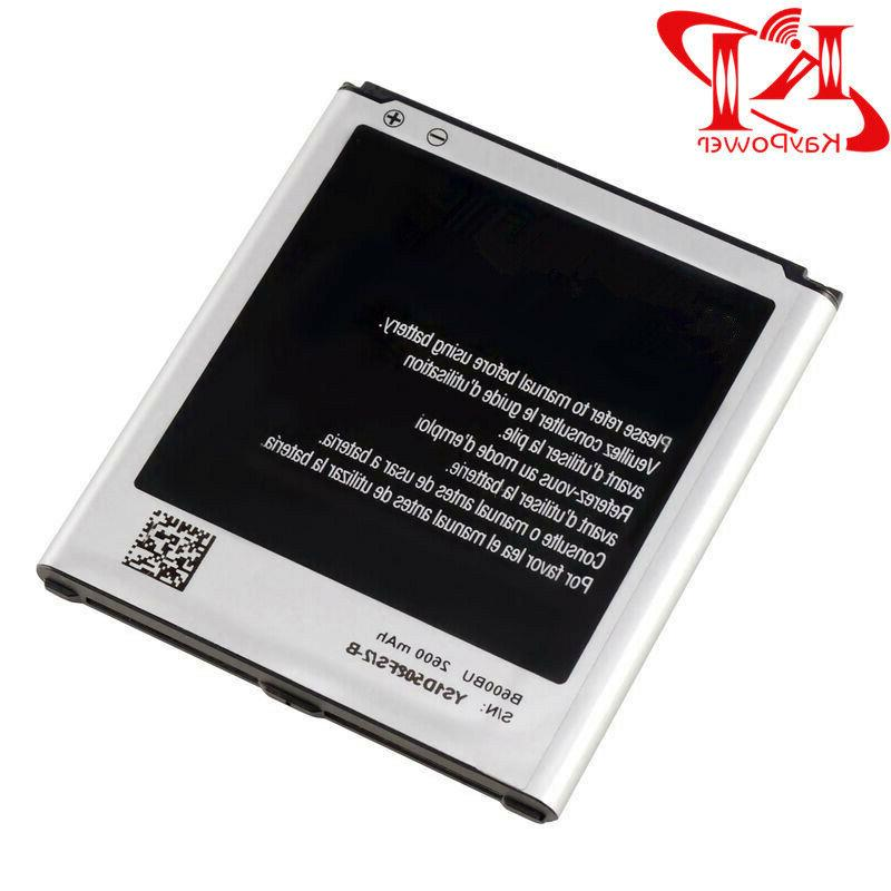 new original samsung b600bu 2600mah battery