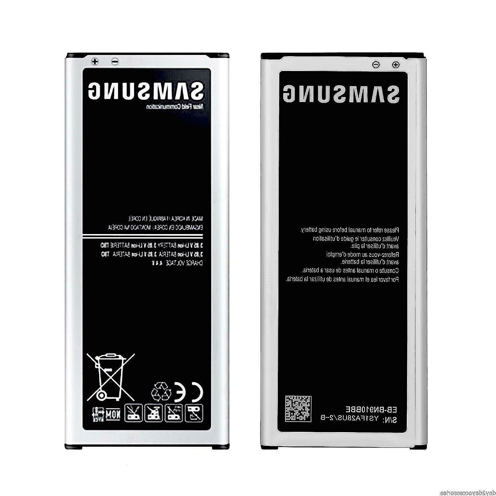 New Samsung Galaxy Note 4 Battery Replacement Samsung Note 4