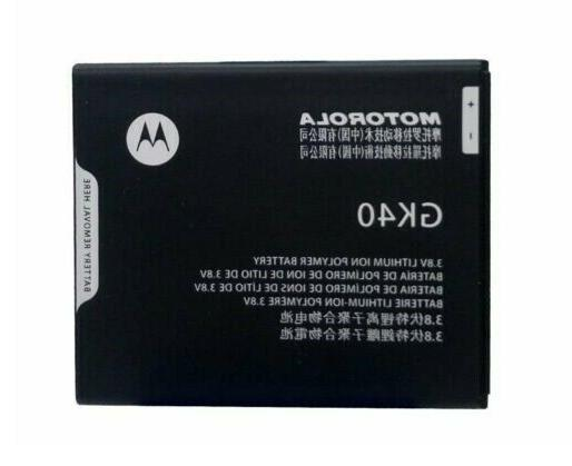 oem original gk40 battery for moto g4