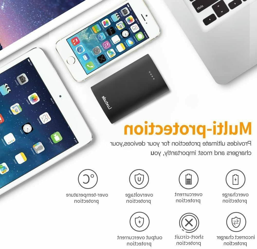 Luxtude Charger 10000mAh Ports NewHigher Quality