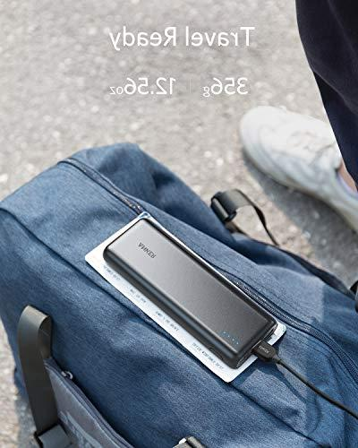 Anker 20100 Ultra Capacity Power Bank with 4.8A PowerIQ Technology iPad and Samsung Galaxy and More