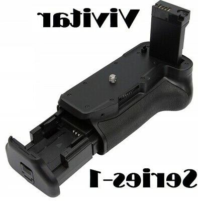 Professional Power Grip Battery For EOS Rebel