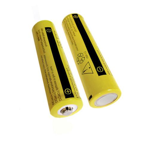 Rechargeable Li-ion Charger Flashlight