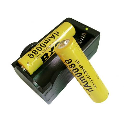 Rechargeable Li-ion Charger