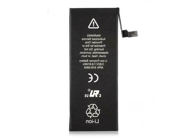 Replacement for iPhone 6 1810mAh free kit