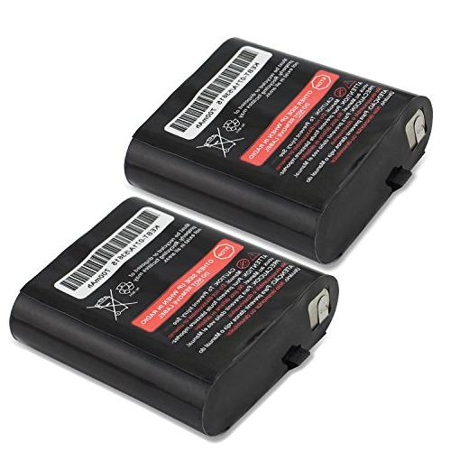 abcGoodefg 700mAh Way Replacement for MR350R T6500 T8500 MC220