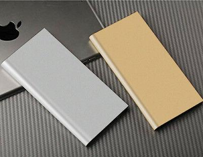 Ultrathin Portable Battery Power Bank for Cell Phone