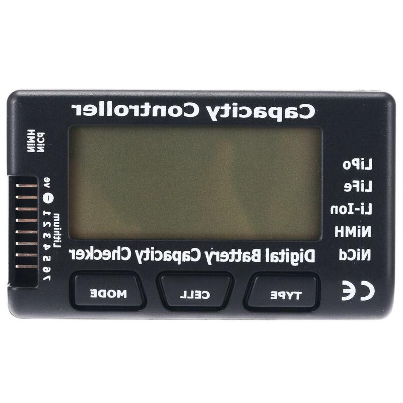 US Battery Voltage Check Tester Meter NiMH