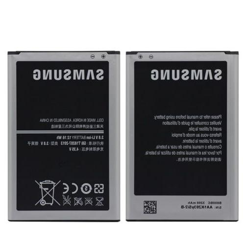 *USA* New Galaxy Note 3 Battery B800BU N9000