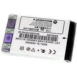 Motorola Lithium Ion Cell Phone Battery - Lithium Ion  - 850