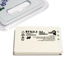 2x Replacement L-LU18 Battery for Logitech Harmony 1100, 110