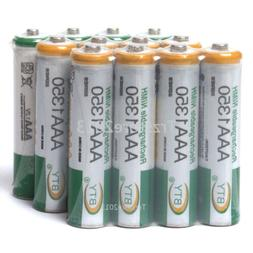 Lots of AAA 1350mAh 1.2V Ni-MH Household Rechargeable Batter