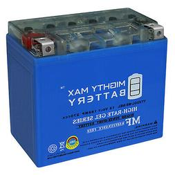 Mighty Max YTX20L-BS GEL Battery Replacement for PowerStar H