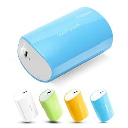 Mini Portable Power Bank 2500mAh USB External Battery Charge