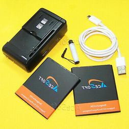 AceSoft Motorola GK40 Battery Charger Cable for Cricket Moto