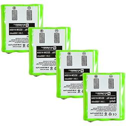 Motorola KEBT-071-D 2-Way Radio Battery Combo-Pack includes: