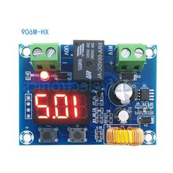 new 12 36v battery low voltage disconnect