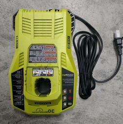 NEW Ryobi 18V intelliport Dual Chemistry Battery Charger Mod