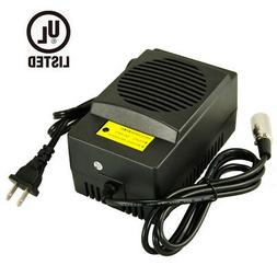 NEW 24V 5A Battery Charger For Jazzy 1107 614HD