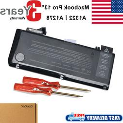 Battery For Apple MacBook Pro 13 inch A1278 A1322 Mid 2009 2
