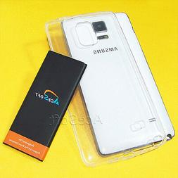 New Extended Slim 6980mAh Battery TPU Case for Samsung Galax
