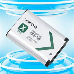 new genuine np bx1 battery for cyber