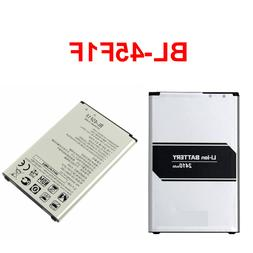 NEW Battery For LG MS210 PHOENIX 3 K4 2019 FORTUNE RISIO 2 B