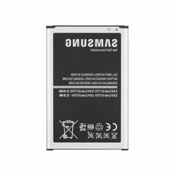 New OEM Original For Samsung Galaxy Note 3 Replacement Batte
