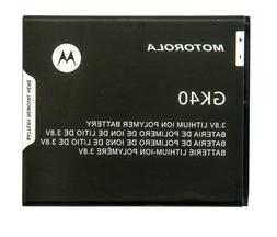 New OEM Original Genuine Motorola GK40 Battery for MOTO G4 P