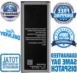 New Original OEM Battery For Samsung Galaxy Note 4 Battery 3