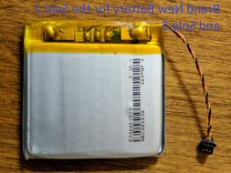 New Replacement Battery for Dre Beats Solo 2 and Solo 3 Wire