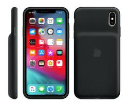 NEW Apple Smart Battery Case for iPhone XS MAX Black MRXQ2LL