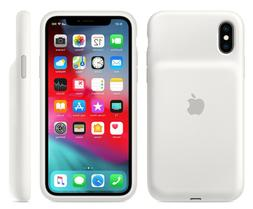 NEW  Apple Smart Battery Case for iPhone XS iPhone X WHITE M