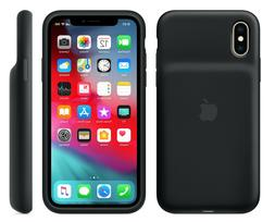 NEW  Apple Smart Battery Case for iPhone XS iPhone X Black M