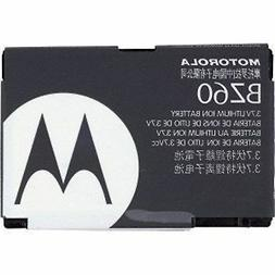 NEW OEM Motorola BZ60 Phone Battery RAZR V3c V3xx V3a V3i 90