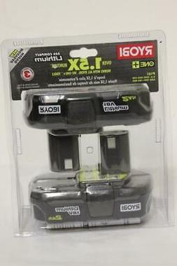 RYOBI 18-Volt ONE+ 2.0Ah Compact Lithium-Ion Battery  P161