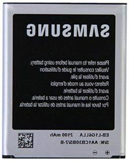 Original Samsung Galaxy S3 battery EB-L1G6LLA, 2100mAh, for