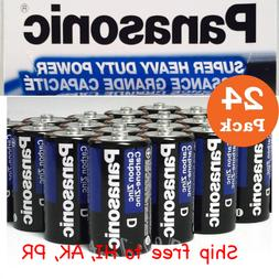 ToolUSA Panasonic Heavy Duty D Batteries: BPN-DD-2PK-Z04 :