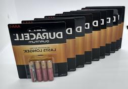 QUANTUM LOT OF 48 DURACELL AAA Batteries Battery Expire 2028