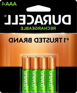 Duracell Rechargeable Aaa Batteries 2 Count