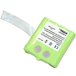 HQRP Rechargeable Battery Pack for Motorola KEBT-072 KEBT-07